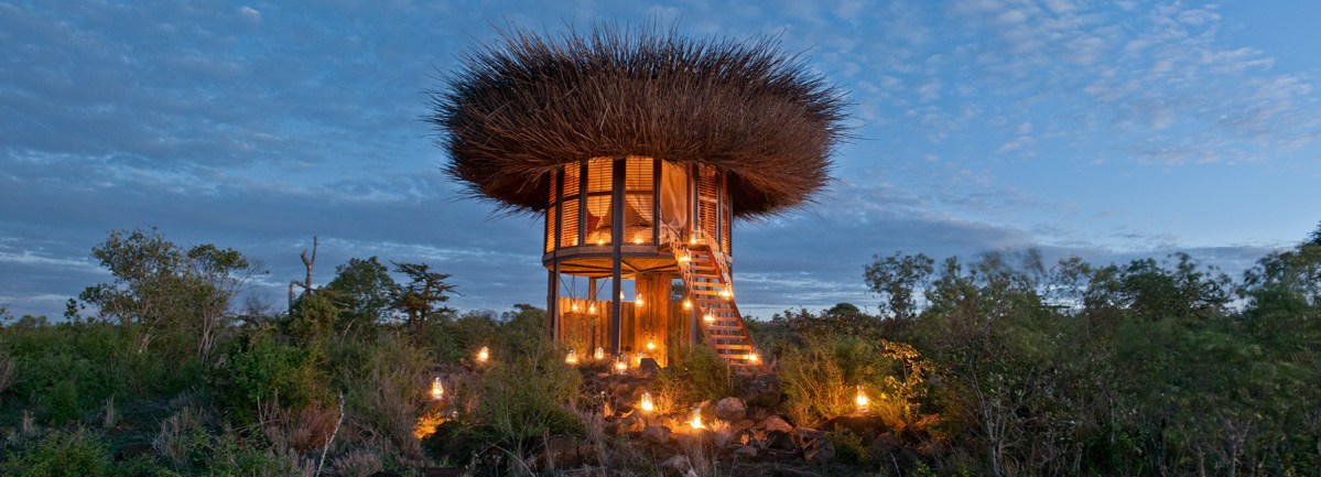 Segera Bird's Nest Retreat in Kenya