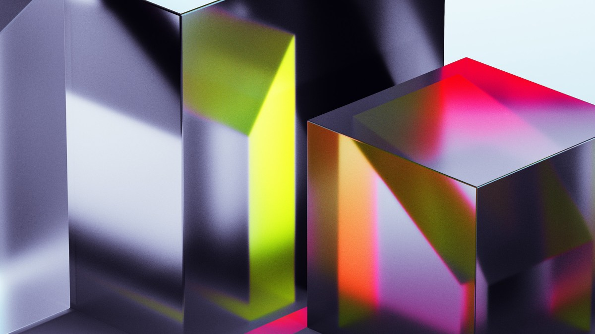 prisma glass objects