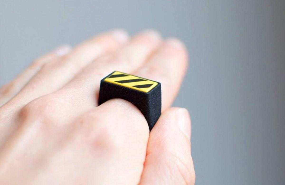 customizable LEGO jewelry