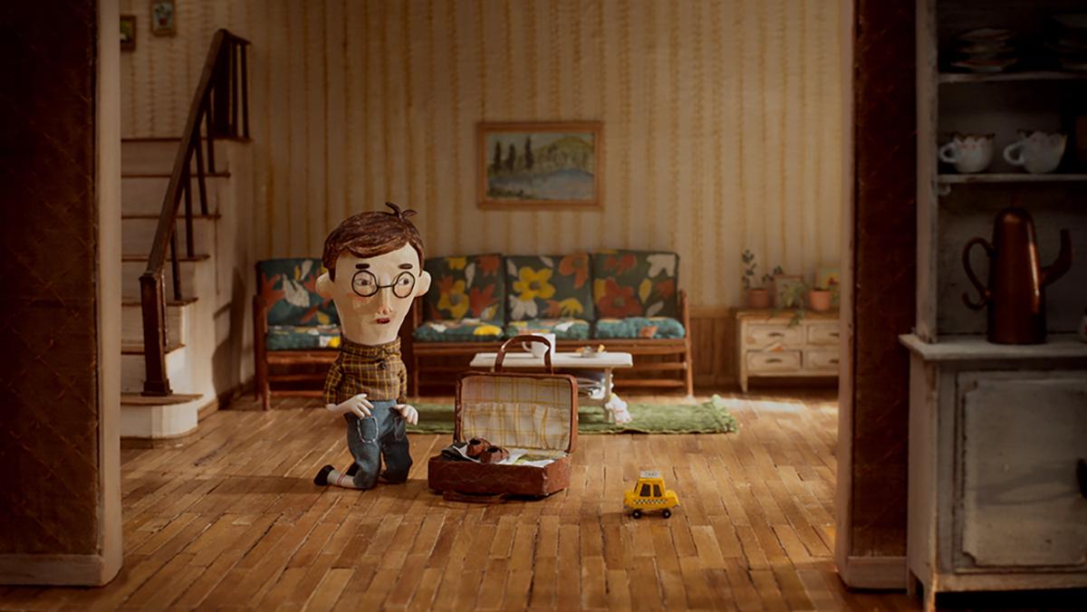 Negative Space animated short