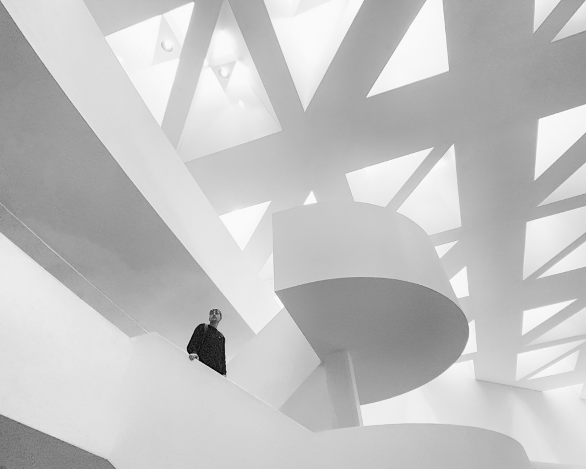 marco rama architecture // moss and fog
