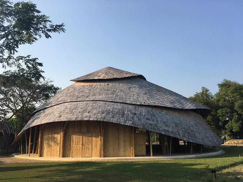 chiangmai-life-architects-bamboo-sports-hall-panyaden-international-school-thailand-designboom-02