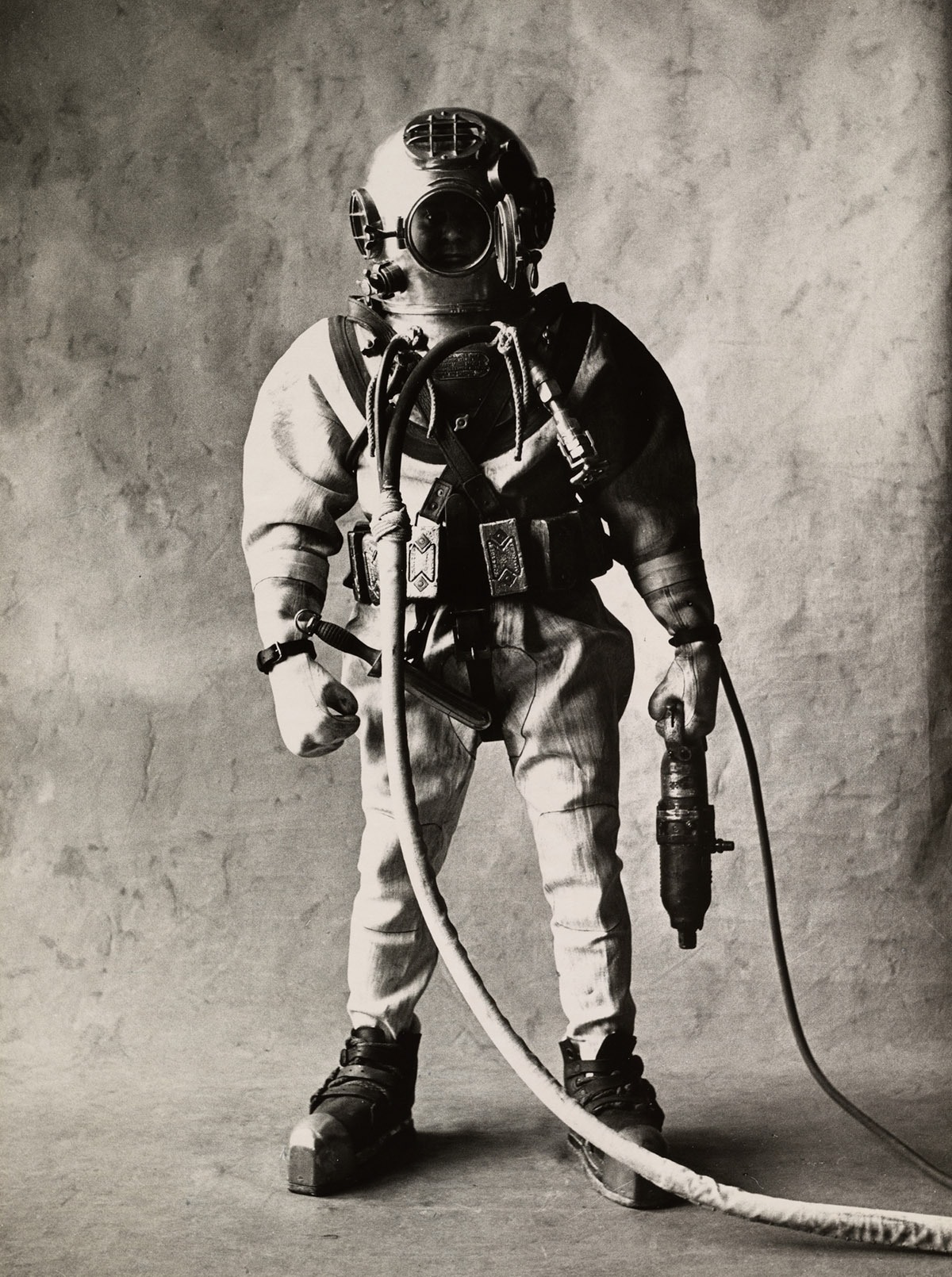 Deep-Sea+Diver+(A),+New+York,+1951