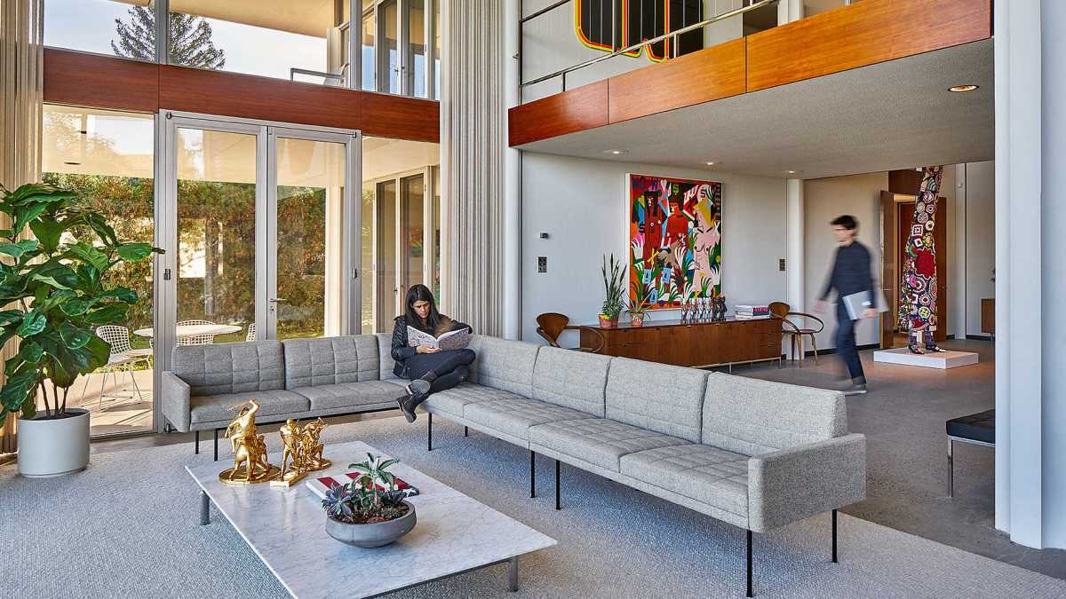 Hawkins Ferry living room
