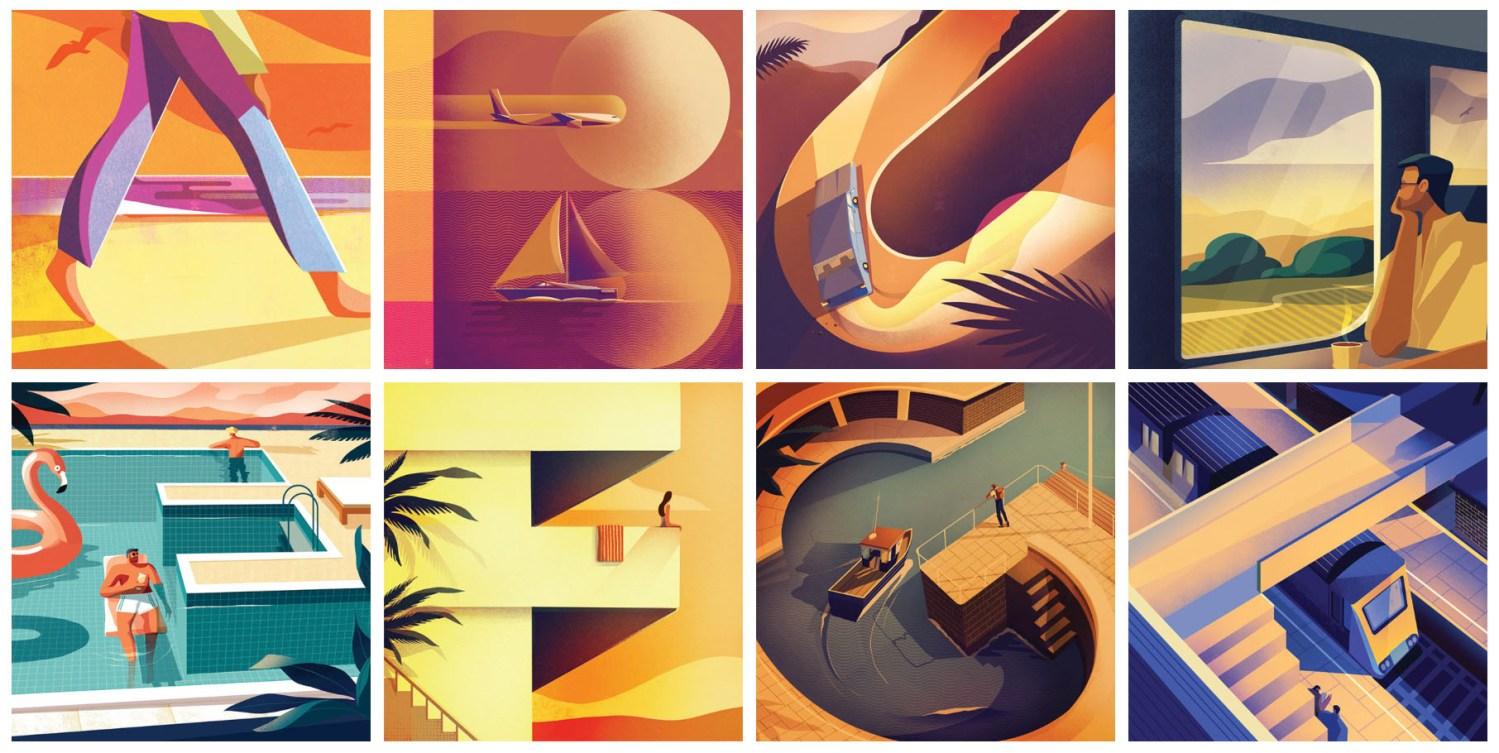 alphabet by Charlie Davis