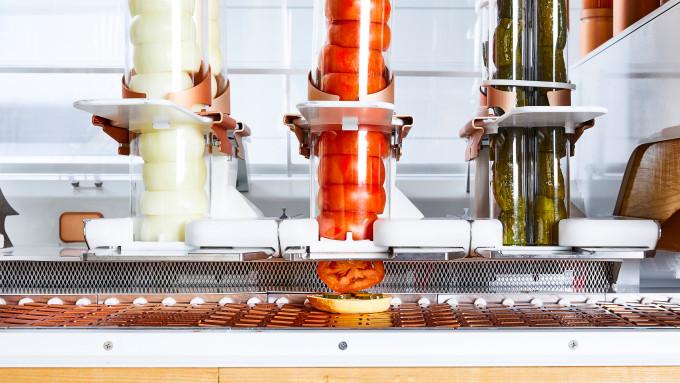 Creator-robot-hamburger-ingredients