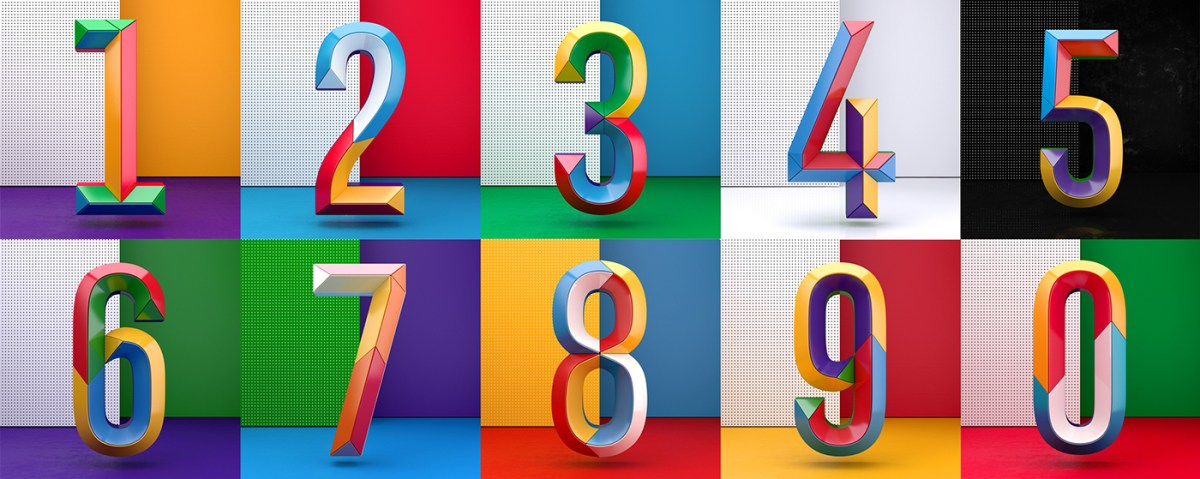 Colorific Numbers