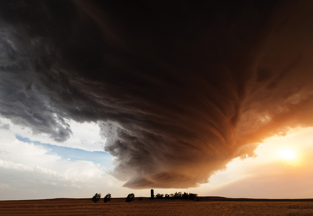 Stormy Cloud Photography by Camille Seaman