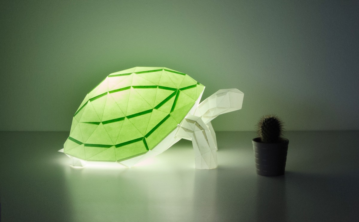 tortoise-paperlamp