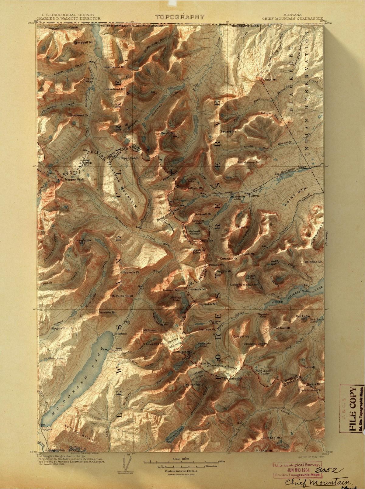 1904-Glacier