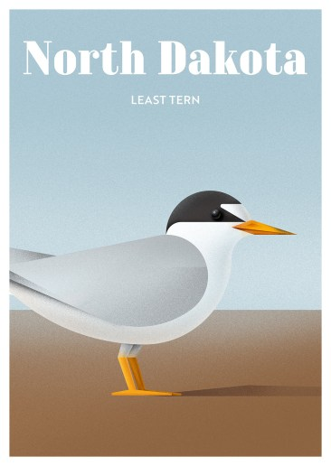 Endangered Animals Moss and Fog North Dakota