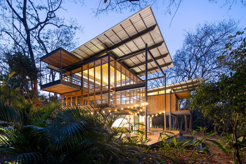 Jungle House in Nosara Costa Rica