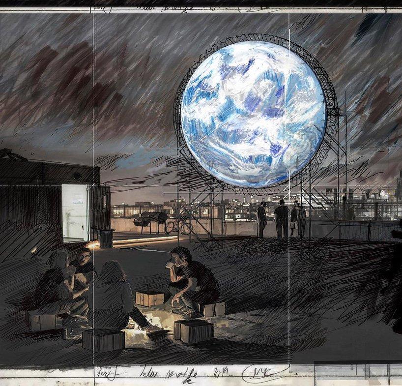sebastian-errazuriz-blu-marble-public-art-work-livestream-earth-space-new-york-designboom-3