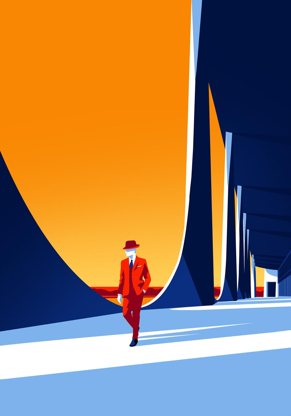 oscar-niemeyer-architecture-illustrations-levente-szabo-11
