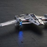 Star Wars Starfighter, Courtesy of Porsche Design