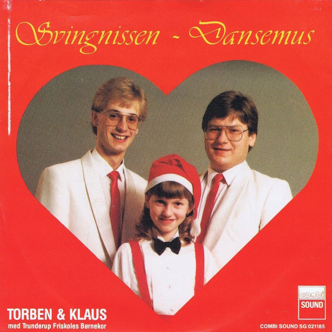 strange and awkward Christmas albums