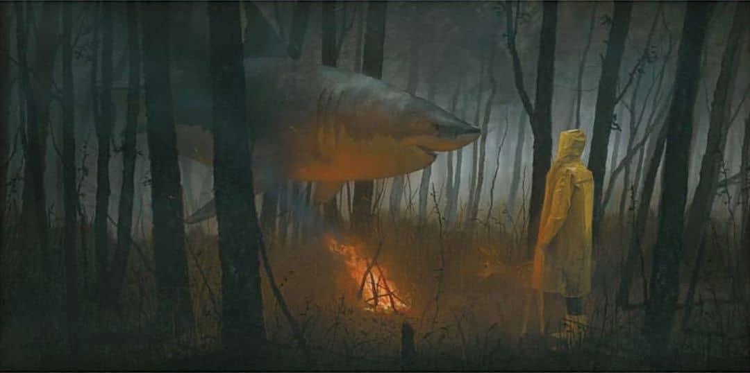 chris-austin-shark-paintings-moss-and-fog-4