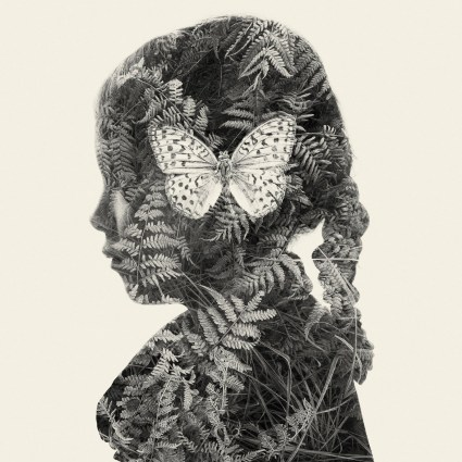 beautiful double exposure photography
