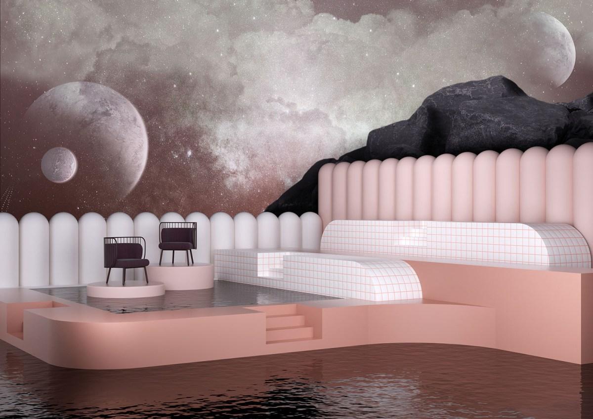 Digital-surrealists-Cristina-La-Porta-House-on-the-Moon-Una-Vida-Lunar