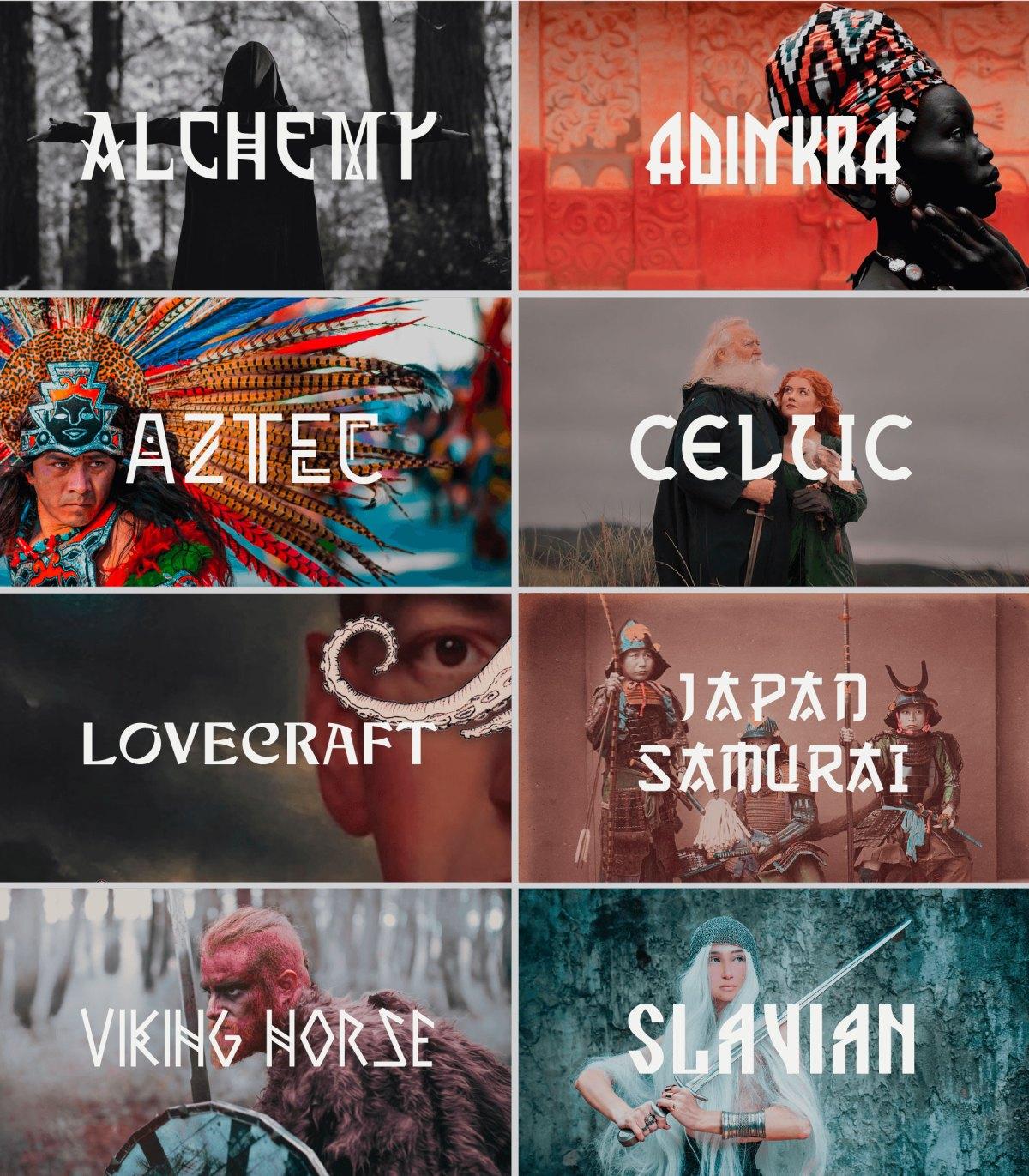All-fonts-thumbnails