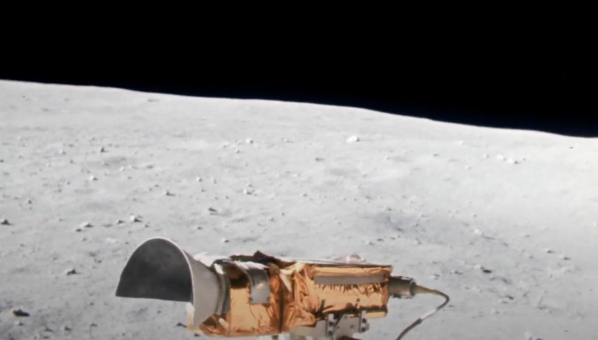 Apollo 16 lander