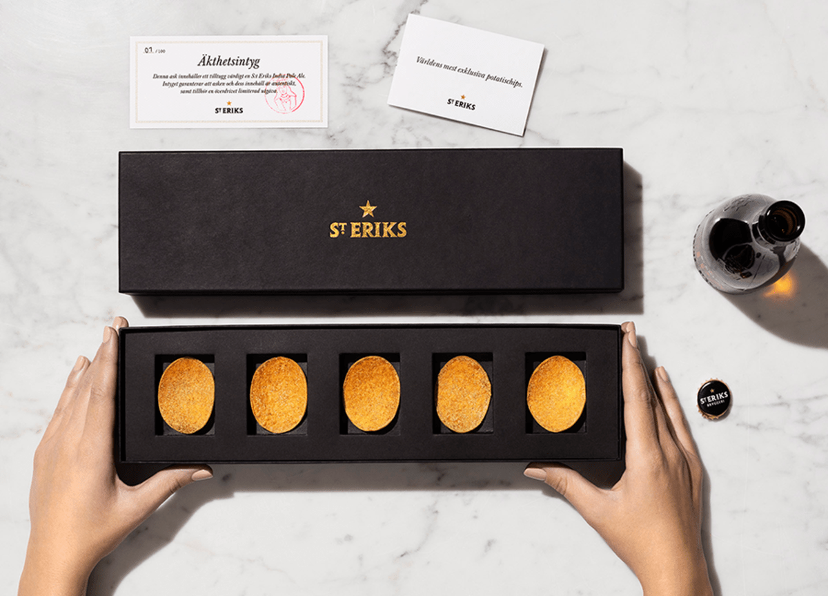 The World's Most Expensive Potato Chips Will Run You $15 Per Chip | Moss and Fog