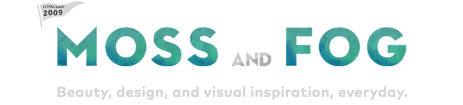 Moss and fog logo