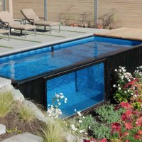 Modpools Shipping Container Pools