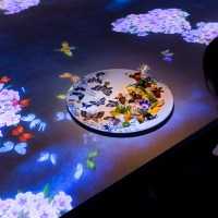 Interactive and Immersive Dinner Table