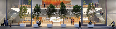 Apple Investors News