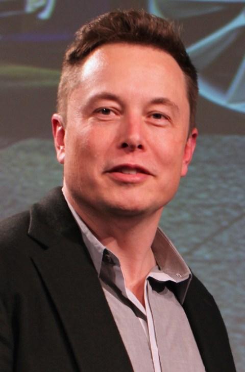 Elon Musk - OpenAI - wikipèdia - foto original Steve Jurvetson