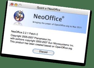 Nova versió Neo Office