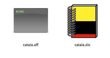 Arxius diccionari català