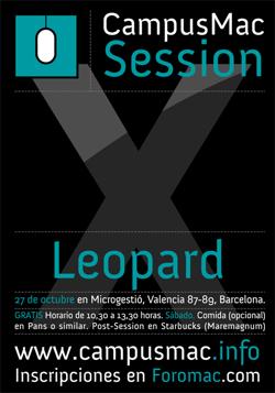 campusMac especial Leopard
