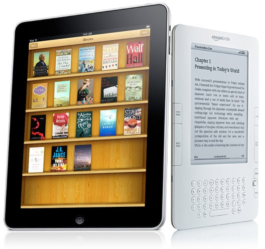 ebook iPad