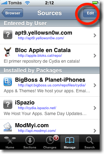 fonts iphone cydia