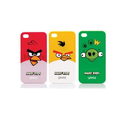 Fundes Angry Birds per iPhone4