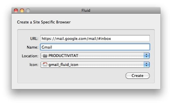 Gmail Fluid Capture