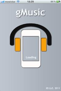 captura gmusic per iPhone