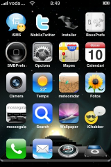 iphone pantalla actual
