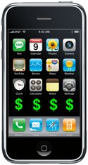 iphone dollar baby