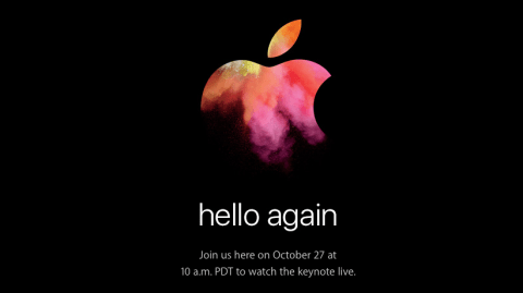apple keynote hello again