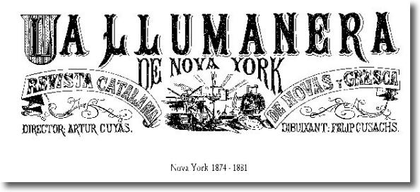 la llumenera de Nova York