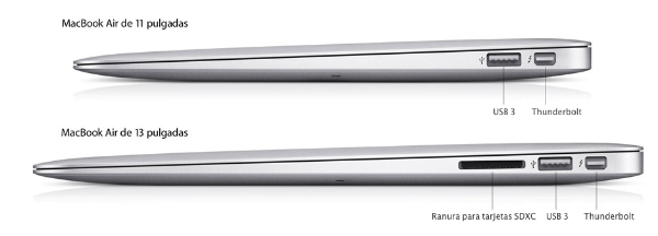 nou MacBook Air 2013
