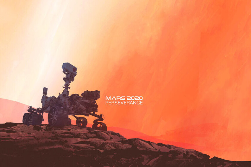 mars persevereance rover