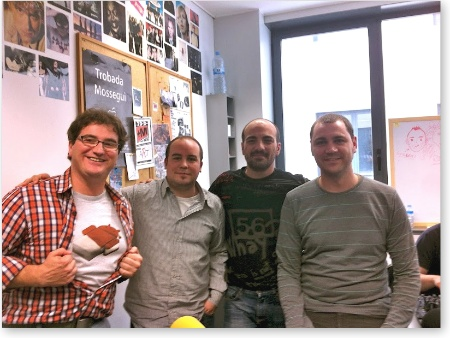 podcast 112 - l'equip amb Sergi Mas