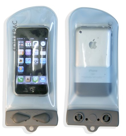 Protector submergible Aquapac per iPhone