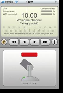 Tilimi per iPhone