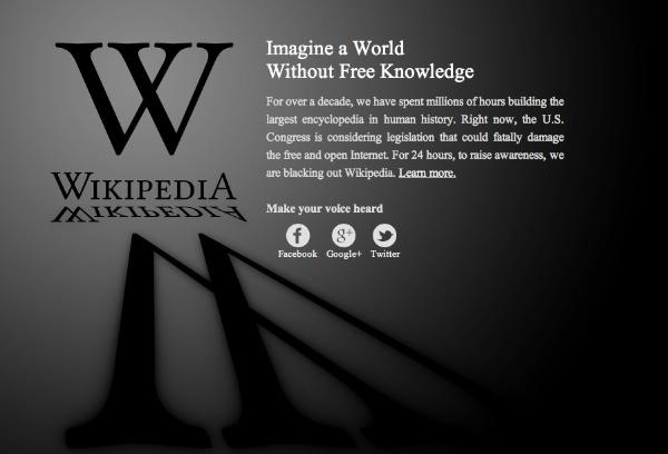 wikipedia tancada protesta sopa