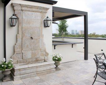 Landscape Architecture -Fountain